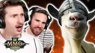 We Played Skyrim But For Goats
