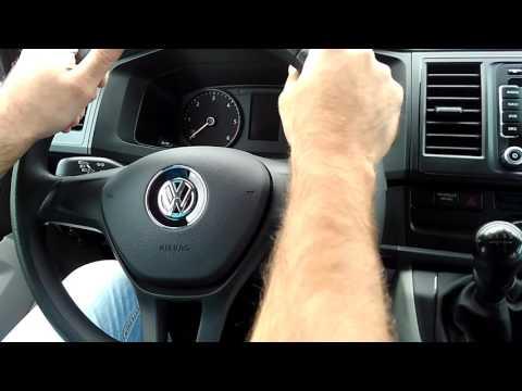 Тест драйв volkswagen caravelle T6