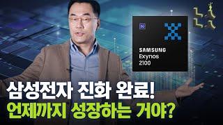 삼성전자, 모바일 AP 엑시노스 2100 대공개!/삼성…
