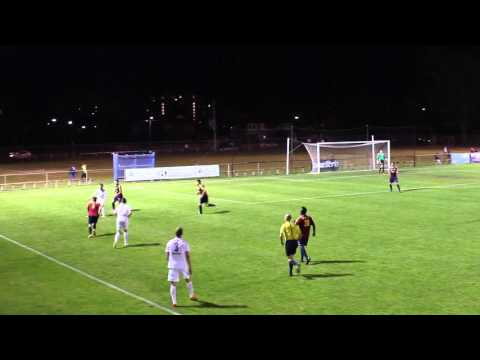 Kris Kioussis Port Melbourne vs Heidelberg