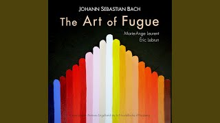 The Art of Fugue, Contrapunctus 6 a 4 in stylo francese, BWV 1080