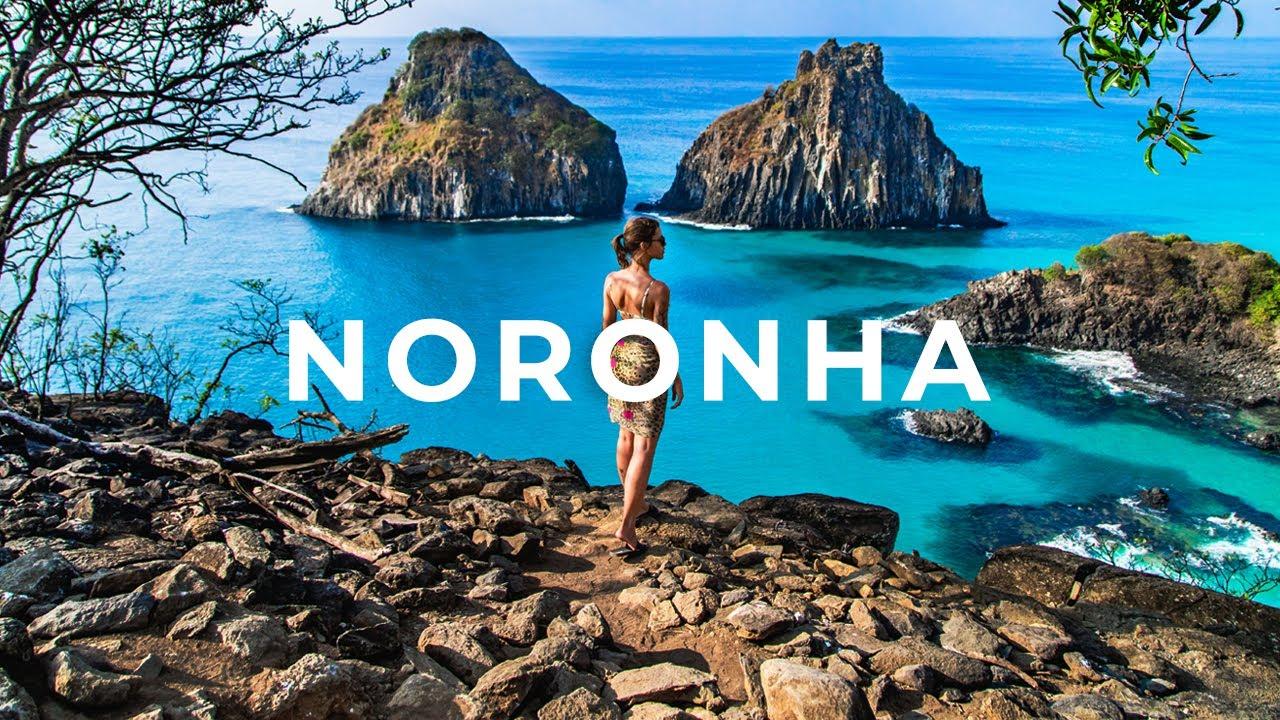 FERNANDO de NORONHA   Um destino INCRÍVEL no Brasil   Vlog do Num Pulo Ep01