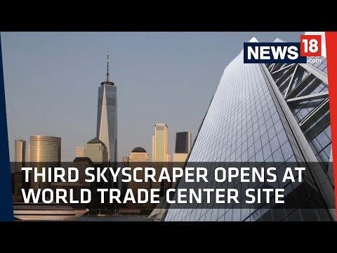 New Skyscraper at World Trade Center formally opens