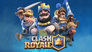 Clash Royale LEVEL 1 Vs LEVEL 7