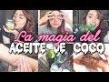 12 USOS DEL ACEITE DE COCO ⭐️ // @ekaty
