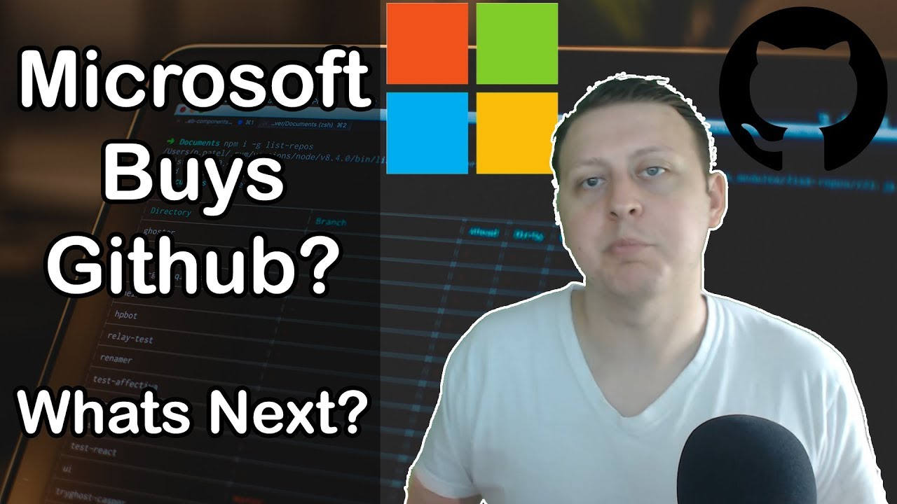 Microsoft to Acquire GitHub? | What Does This Mean? | Ask a Dev