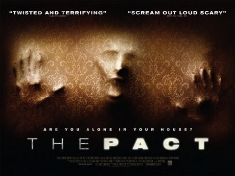 The Pact horror movie review