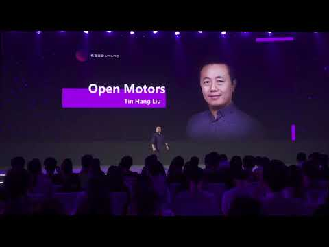 SEEDAWARD 2019 Semifinal-Asia Pacific 'Open Motors'