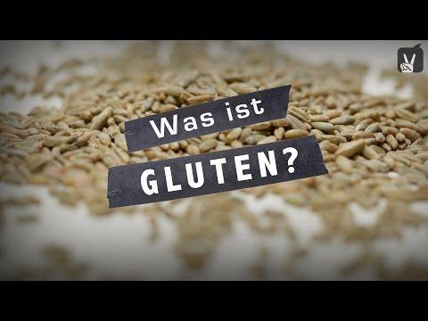 Gluten – Was ist Gluten und worin ist es enthalten