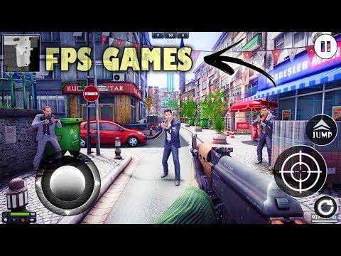 10 Best First Person Shooter FPS Games for Android/iOS 2017 || Gamerzed Tv
