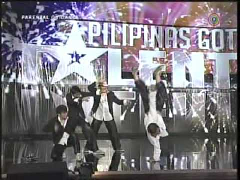 Pilipinas Got Talent, Episode 4 Feb 28 2010 - Velasco Brothers