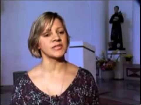 TESTEMUNHO DE CONVERSÃO ANA LUCIA IGREJA CATOLICA
