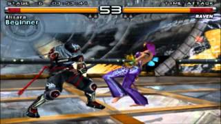 Tekken 5: Time Attack Mode - Christie Monteiro