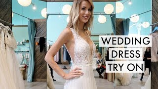 WEDDING DRESS SHOPPING 2 // YOUTUBE ADDICTION DETOX? | leighannsays