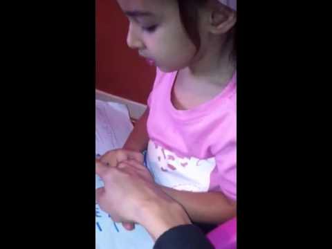 2 years old Persian genius