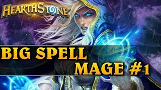 BIG SPELL MAGE #1 - Hearthstone Decks std