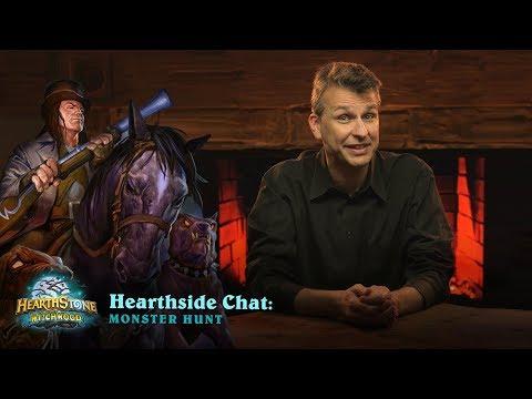 Hearthside Chat: Monster Hunt