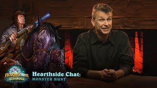 Hearthside Chat: Monster Hunt