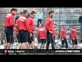 Pre season   Training session