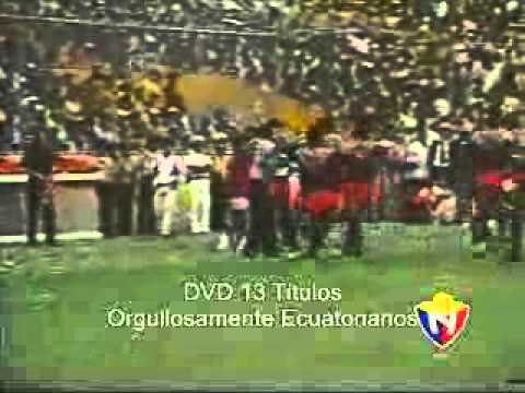 El Nacional, campeón ecuatoriano de 1992