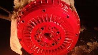 Как покрасить задние тормозные барабаны на автомобиле ВАЗ 2115,2114,2113,2199,2109,2108