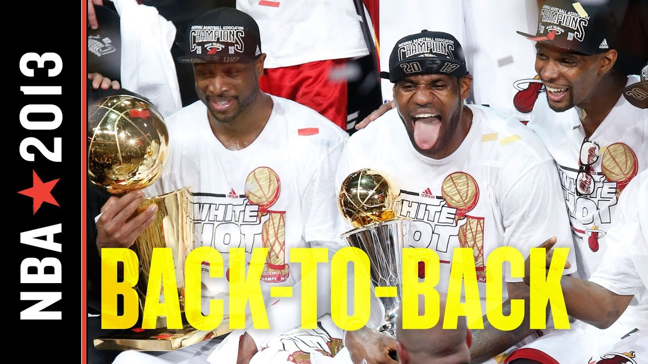 NBA Finals Game 7: LeBron, Heat Hold on Late, Earn Consecutive Championships