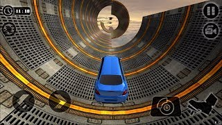 Impossible Limo Driving Simulator Games Tracks CRAZY LEVEL