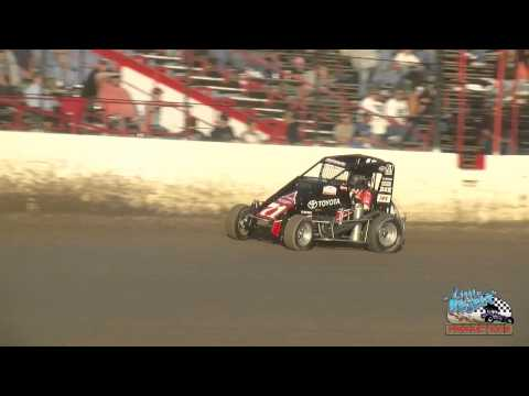 POWRi & USAC Midgets | Hut 100 Qualifying | Tri-State Speedway | June 2nd, 2012