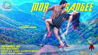 Film 'mor sangee' first audio release 'jio sangee jio re' sung by d.r. laura, elizabeth markey, music probin lakra. its a johar production presentation.