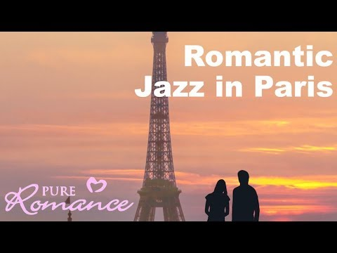 Romantic Jazz in Paris and Romantic Jazz Music: Romantic Jazz Music Instrumental