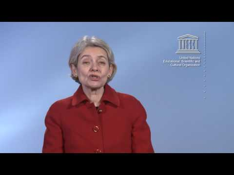Early Childhood Care & Education, Message from the DG of UNESCO, Ms. Irina Bokova