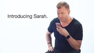 The iPhone gets a new Siri. Meet Sarah. | The Washington Post Comedy + Satire