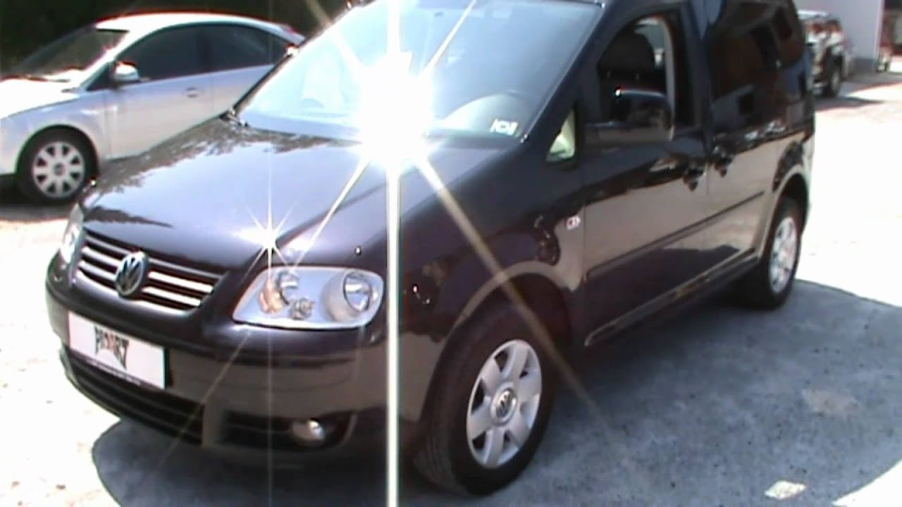2008 vw caddy 1 9 tdi life full review start up engine and in depth tour youtube. Black Bedroom Furniture Sets. Home Design Ideas