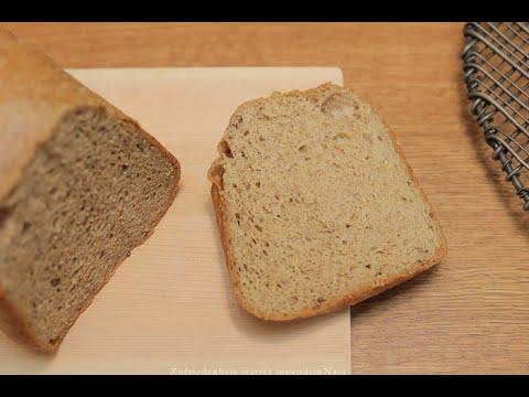 減醣吐司-預拌粉版本-用Twinbird麵包機製作 - YouTube
