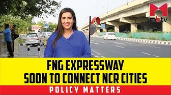 Faridabad-Noida-Ghaziabad (FNG), Expressway soon to connect NCR cities (Policy Matters S01E67)
