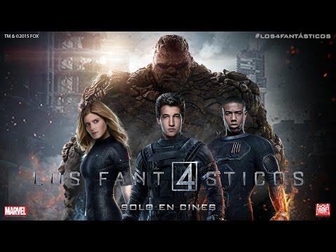 Los 4 Fantásticos | Trailer Oficial 3 HD subtitulado | 2015