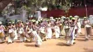 Sinkari Melam - Performance at Kayarat House, Ottapalam during Pooram (2008)