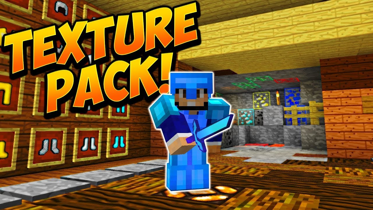 Best Minecraft Texture Packs 2019 THE BEST MINECRAFT TEXTURE PACK OF 2018!   YouTube