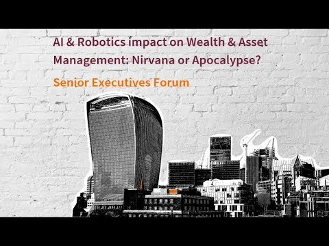 SEF4 The Fourth Senior Executives Forum [Private Wealth Event 22.03.2018, London]