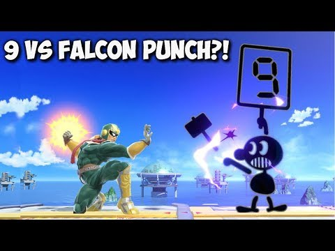 Craziest Game and Watch 9s in Smash Ultimate thumbnail