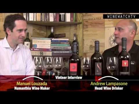 Vintner Interview - Manuel Louzada of Numanthia - click image for video