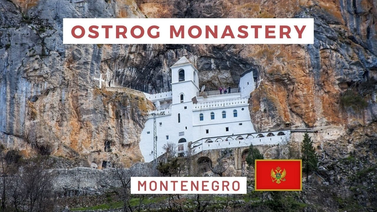 Tour of Ostrog Monastery, Montenegro ☦ Serbian-Orthodox Religion in the Balkans