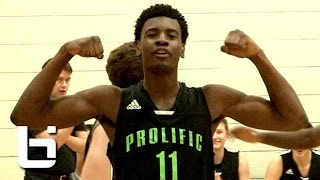 Josh Jackson Is The #1 Player In 2016! Elite Athlete Crazy Official Mixtape!