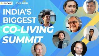 India's Biggest Co-living Summit!