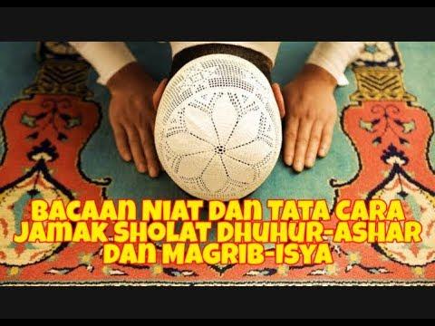 Bacaan Niat dan Tata Cara Jamak Sholat Dhuhur-Ashar dan ...