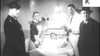 The Atomic Man 1955, trailer