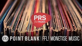How to Earn Royalties via PRS For Music (FFL!)