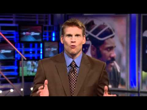 Scott Hanson NFL RedZone #BWB4 #USMAP Acceptance Speech
