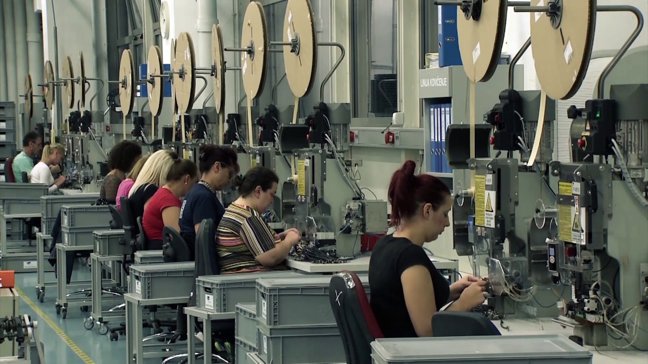Vip Virant Group Cable Assembly Production Youtube