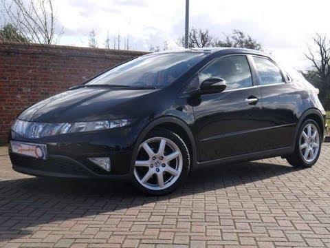 2009 Honda Civic EX 2.2i-CTDi Hatchback For Sale In Hampshire